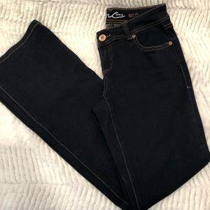 Inc Dark Blue bootleg curvy fit size 2 jean